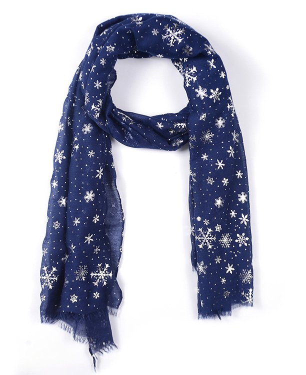 Christmas Decoration Scarves & Shawls