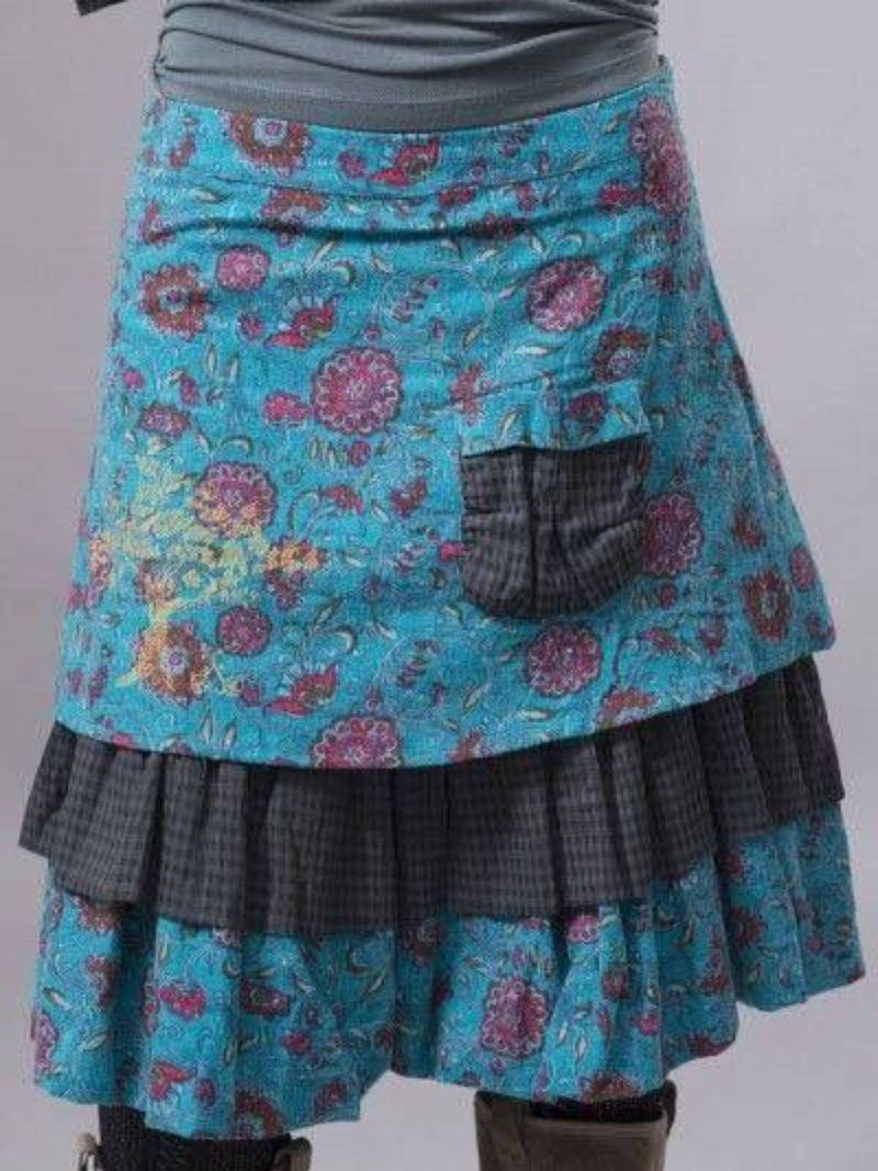 Casual Cotton Skirts