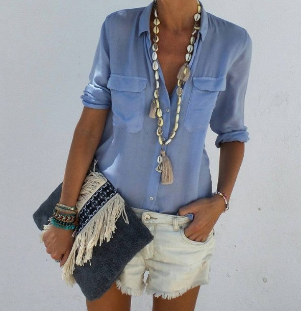 Blouse & Shirts