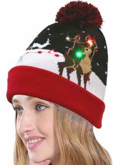 Christmas Knitted Hats