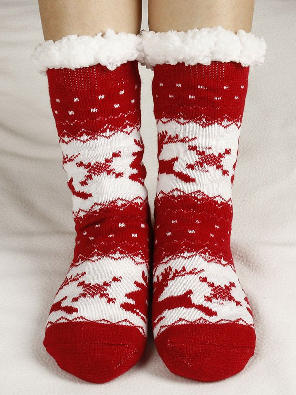 Christmas Statement Women Underwear & Socks