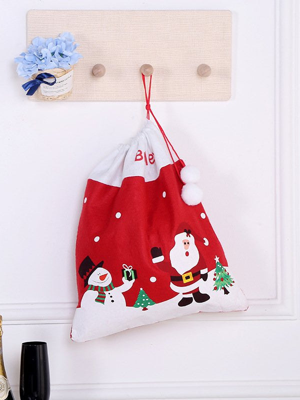 Christmas Decoration Gift Bag