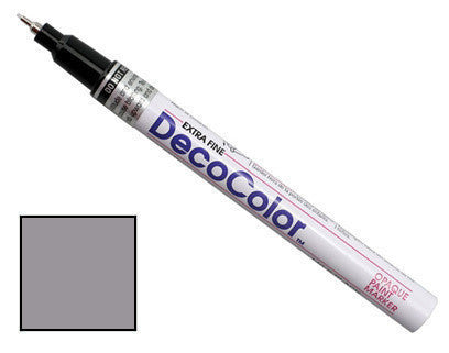 DecoColor Extra-Fine Paint Marker - Liquid Silver