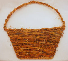 grapevine flat wall baskets