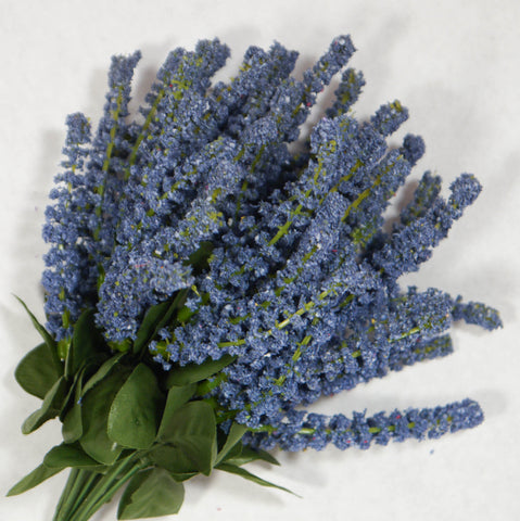 Blue Veronica Artificial Flowers