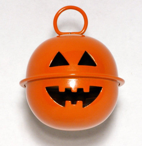 Pumpkin Jingle Bells 6pcs
