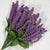 Purple Veronica Artificial Flowers