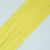 Yellow Chenille Stems 6mm 100pcs