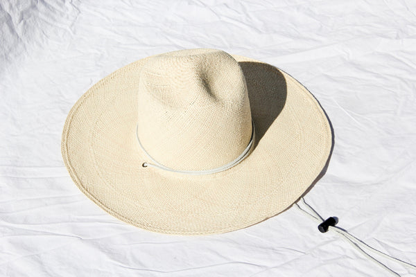 Ranger Panama Straw hat, Natural