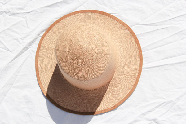 Spencer Panama Straw hat