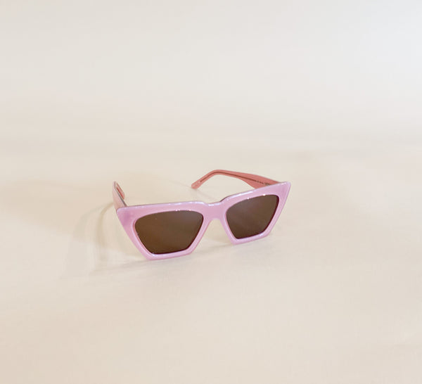 Carla Colour Modan Sunglasses Aurora+Dust