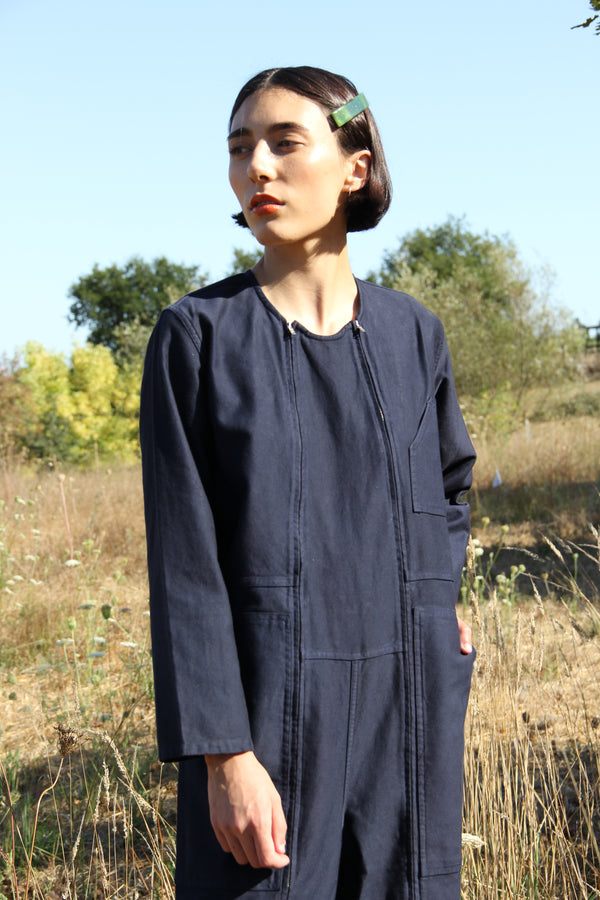 Ace Jumpsuit NAVY