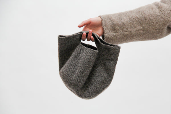Woolen Baby Bowl Bag