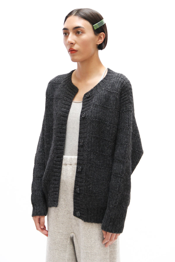 Chain Stitch Cardigan