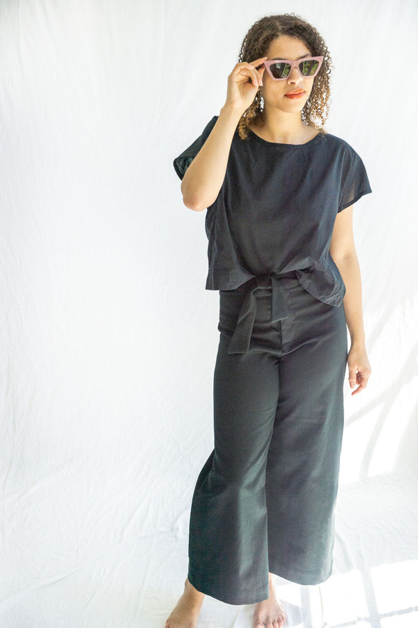Knotted Sailor Pant