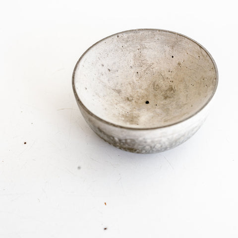 Luna Concrete Incense Burner