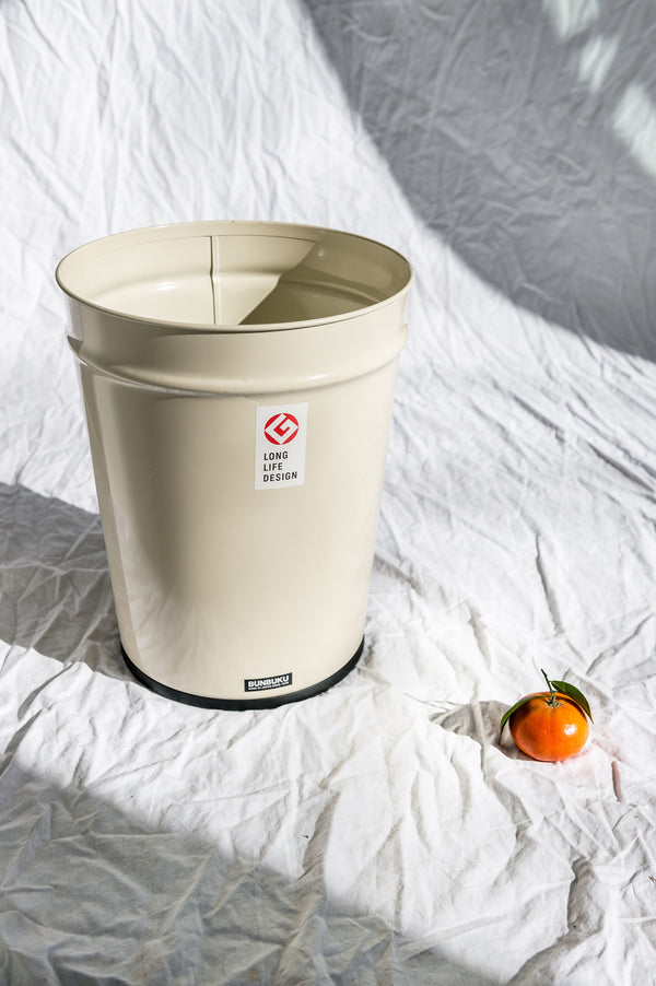 Large Japanese waste basket