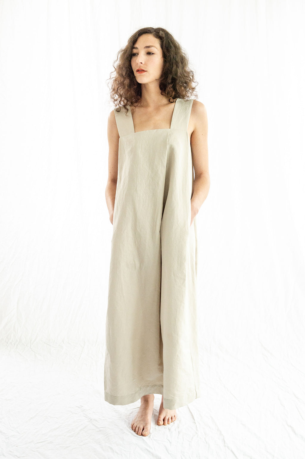 Lauren Manoogian Fold Dress