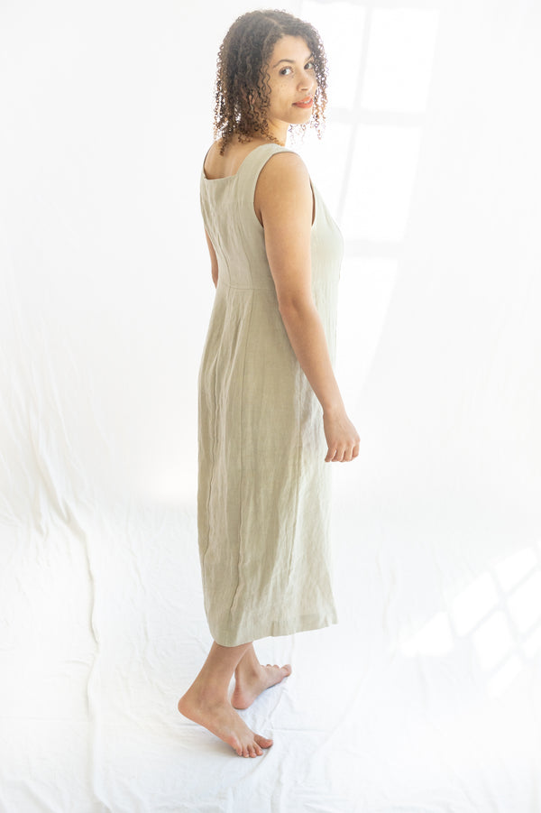 Ilana Kohn Ginny Dress- Oat