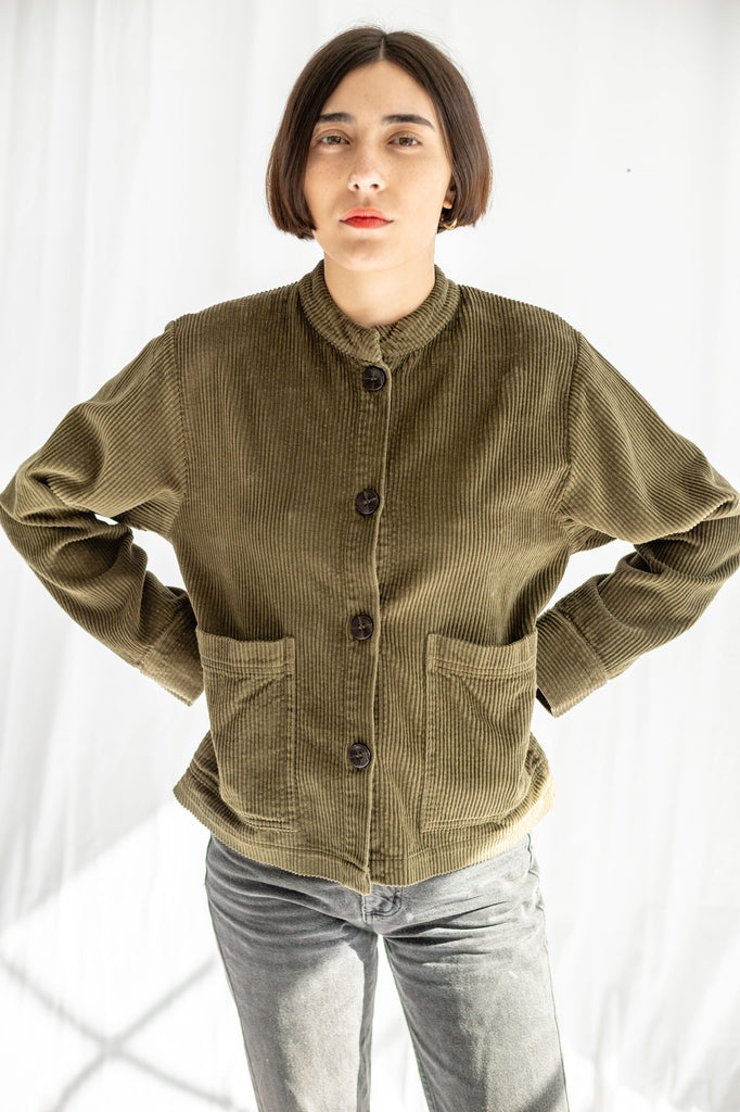 Sugar Candy Mountain Aida Jacket, Moss