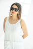 Carla Colour Jarvus Sunglasses, Tortue+Sienna