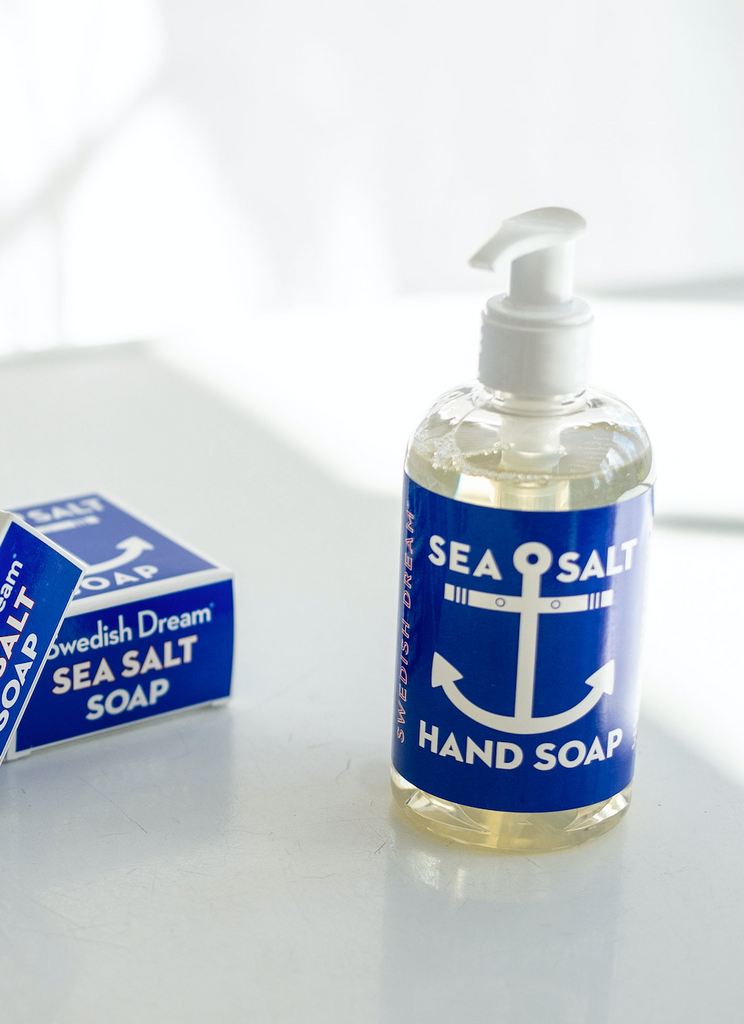 Sea Salt Hand Soap Liquid