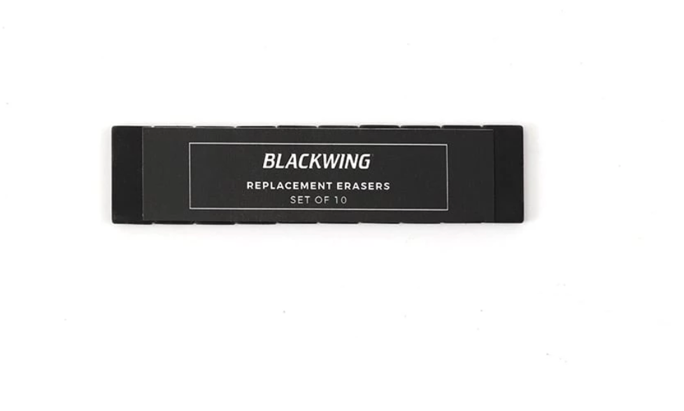 Eraser pack, black