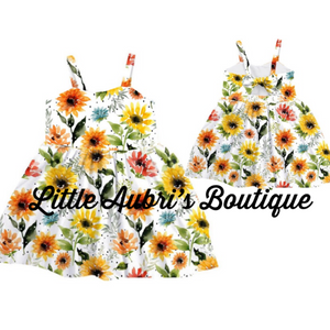 PREORDER Wildflower Dress CLOSES 6/5
