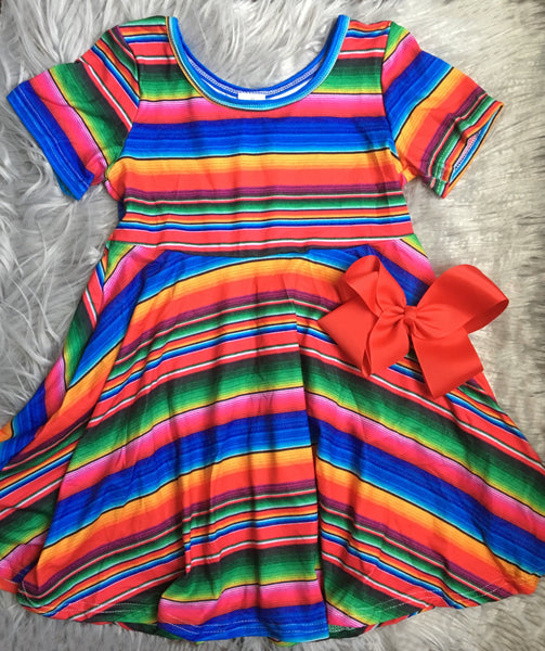 La Bamba Twirl Dress