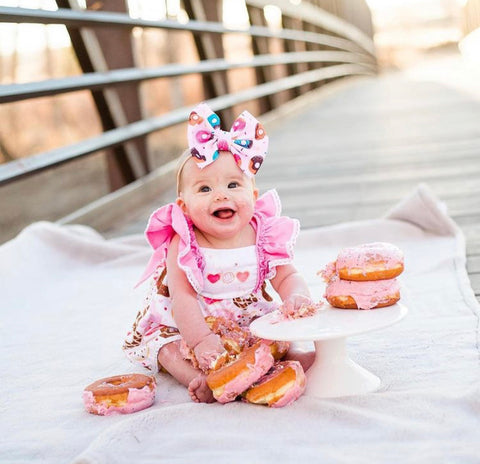 Donut Love Lace Dress