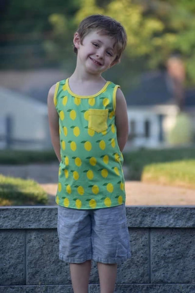 Lemonade Stand Pocket Tank