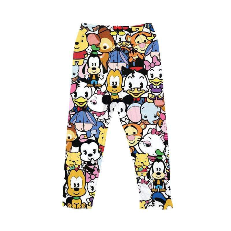PREORDER Mickey and Friends Leggings CLOSES 1/31