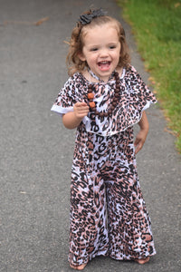 Cheetah Girl Jumpsuit