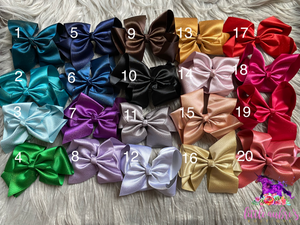 6 in. Shimmer Bow
