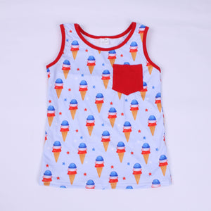American Ice Cream Pocket Tank