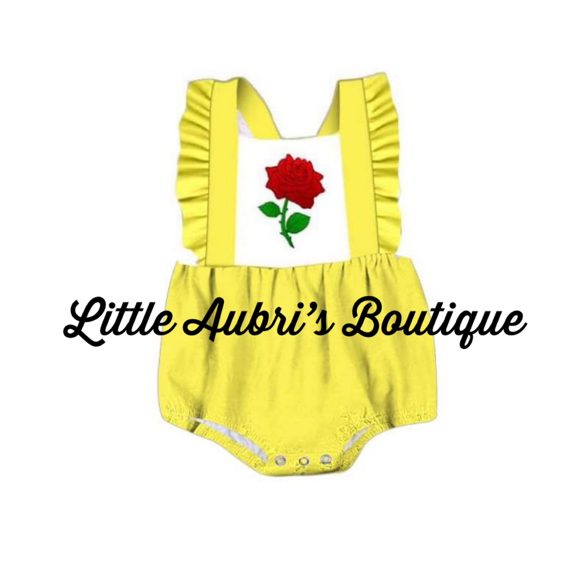 PREORDER Belle Bubble Romper CLOSES 4/16
