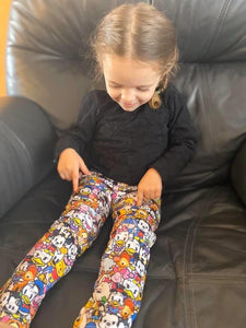 Mickey and Friends Leggings