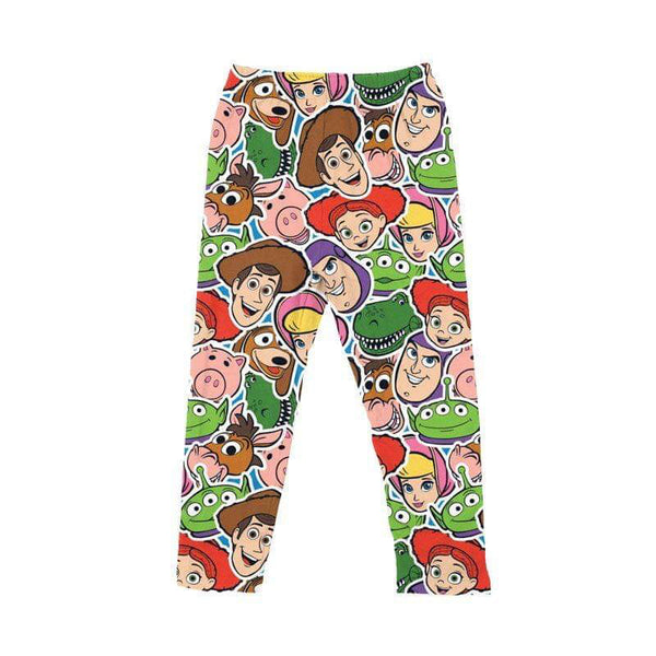 Woody and Friends Toy Story Leggings