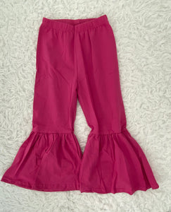 Berry Bell Bottoms