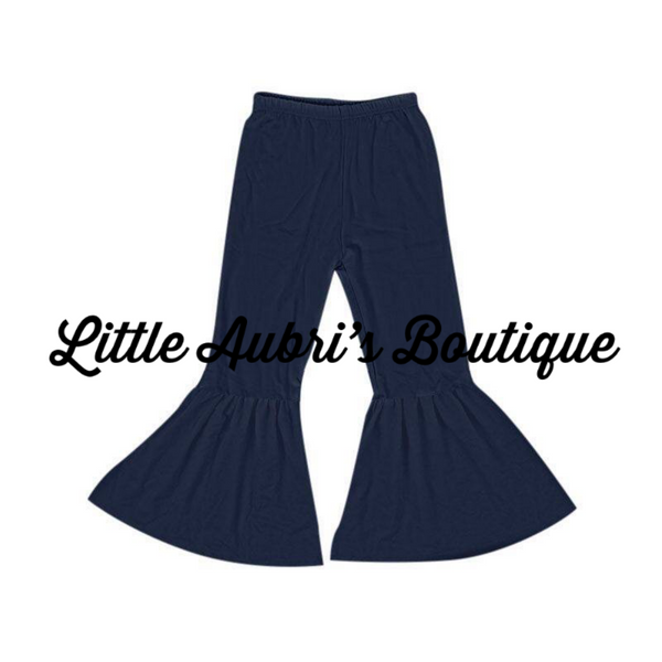 Navy Bell Bottoms
