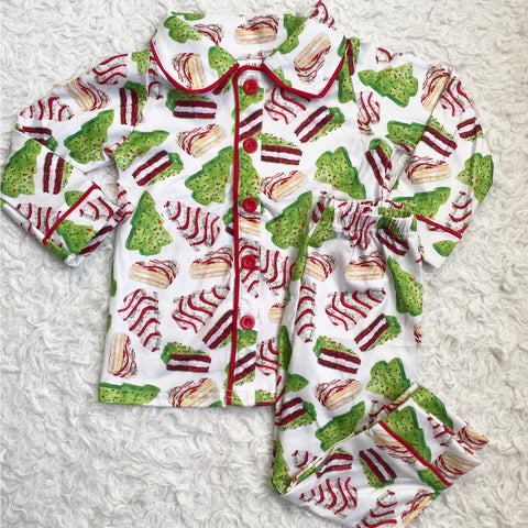 Lil Debbie Kid Pajamas Set