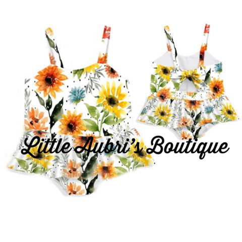 PREORDER Wildflower Romper CLOSES 6/5