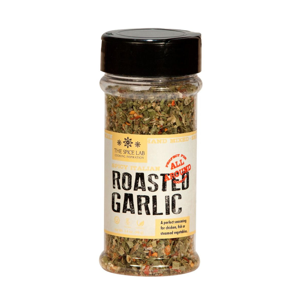 Spicy Italian Roasted Garlic Dipping Blend