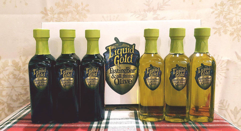 Liquid Gold Perfect Pairing Six Bottle Set
