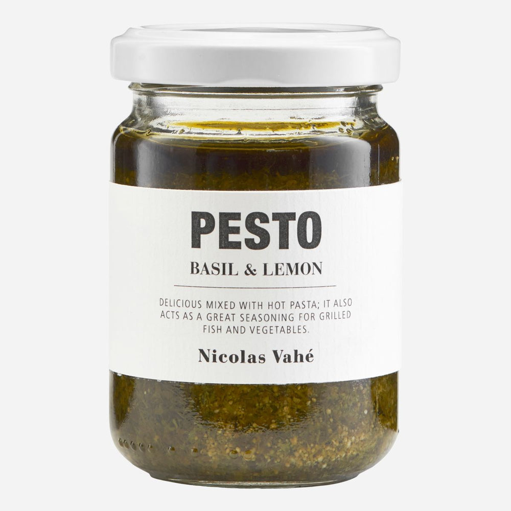 Basil & Lemon Pesto