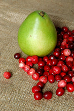 Cranberry Pear White Balsamic (Whole Fruit)