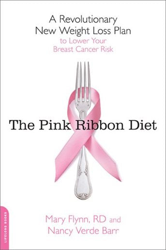 Pink Ribbon Diet Book