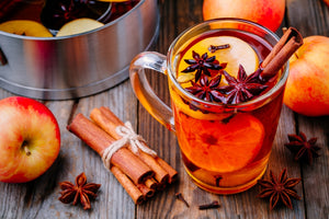 Mulled Cider Balsamic (Whole Fruit)