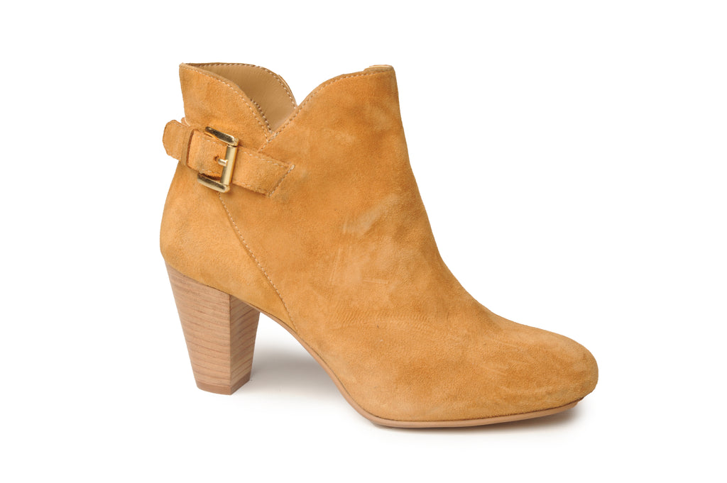 "Ladies ""Emma"" Synthetic Upper Ankle Boot"