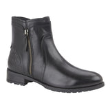 "Ladies Cipriata Leather  Fleece Lined Ankle Boot ""Denise"""